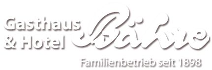 Gasthaus & Hotel Bähre GmbH - Logo
